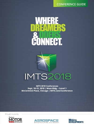 IMTS 2018 Conference Guide
