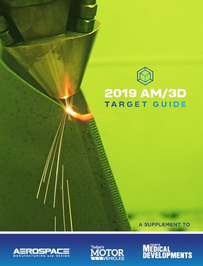 Additive Manufacturing Target Guide