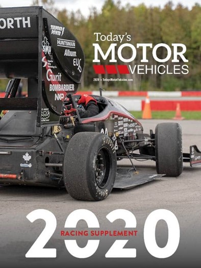 2020 Racing Supplement